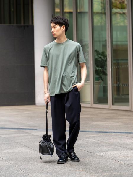 EDIFICEの【foot the coacher / フット ザ コーチャー】 別注 S.S.SHOESを使ったコーディネートを紹介します。|Rakuten Fashion(楽天ファッション/旧楽天ブランドアベニュー)1030365