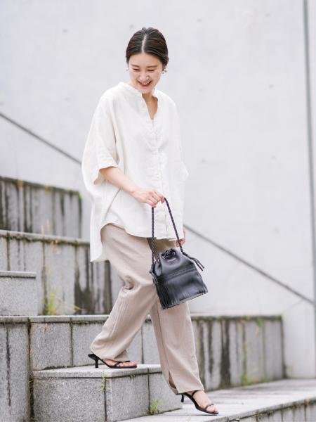 IENAのコーディネートを紹介します。|Rakuten Fashion(楽天ファッション/旧楽天ブランドアベニュー)1030400