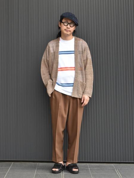 JOURNAL STANDARDのBENCH  / ベンチ別注: BENSAN-D CHINA BUTTONを使ったコーディネートを紹介します。|Rakuten Fashion(楽天ファッション/旧楽天ブランドアベニュー)1030817