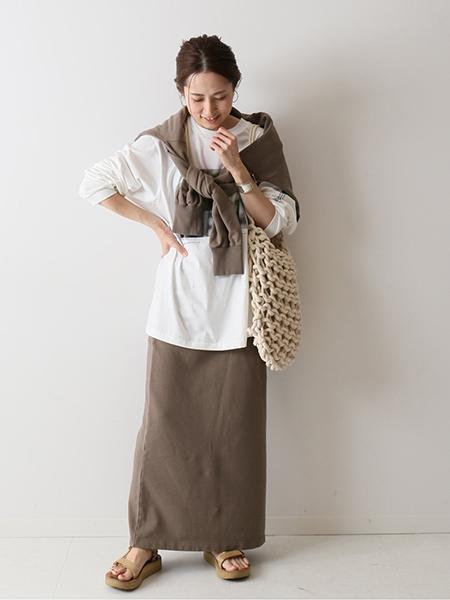 FRAMeWORKのコーディネートを紹介します。|Rakuten Fashion(楽天ファッション/旧楽天ブランドアベニュー)1030853