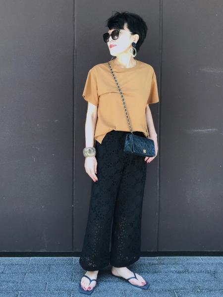 VERMEIL per ienaのコーディネートを紹介します。|Rakuten Fashion(楽天ファッション/旧楽天ブランドアベニュー)1031295