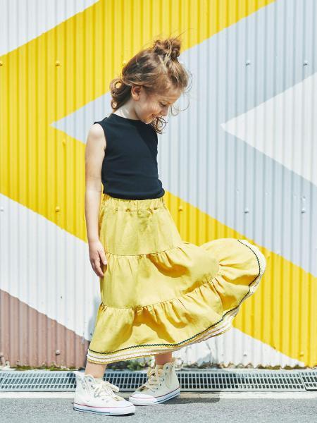 BRANSHESのシンプルタンクトップを使ったコーディネートを紹介します。|Rakuten Fashion(楽天ファッション/旧楽天ブランドアベニュー)1031744