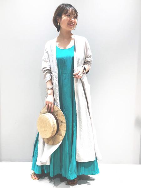 Rouge vif la cleのENESS ベルトサンダルを使ったコーディネートを紹介します。 Rakuten Fashion(楽天ファッション/旧楽天ブランドアベニュー)1031752