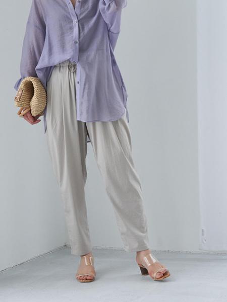 ROPE' PICNICのラフィアくり手トート&クラッチバッグを使ったコーディネートを紹介します。|Rakuten Fashion(楽天ファッション/旧楽天ブランドアベニュー)1032194
