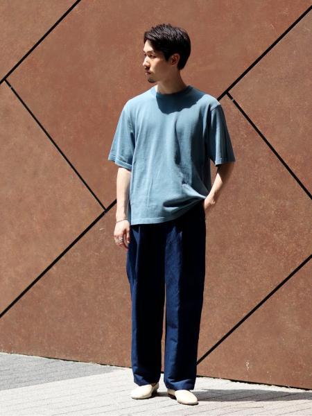 EDIFICEの【JVAM / ジェイ ヴィー エー エム】 SLIPPER COW GRAINYを使ったコーディネートを紹介します。 Rakuten Fashion(楽天ファッション/旧楽天ブランドアベニュー)1032422