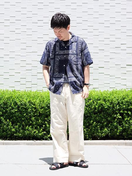 417 EDIFICEの【TEVA / テバ】 ORIGINAL SLING SLIDEを使ったコーディネートを紹介します。|Rakuten Fashion(楽天ファッション/旧楽天ブランドアベニュー)1032461