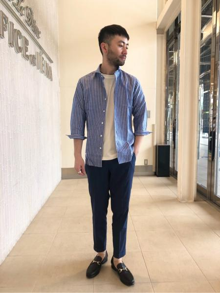EDIFICEのコーディネートを紹介します。|Rakuten Fashion(楽天ファッション/旧楽天ブランドアベニュー)1033139
