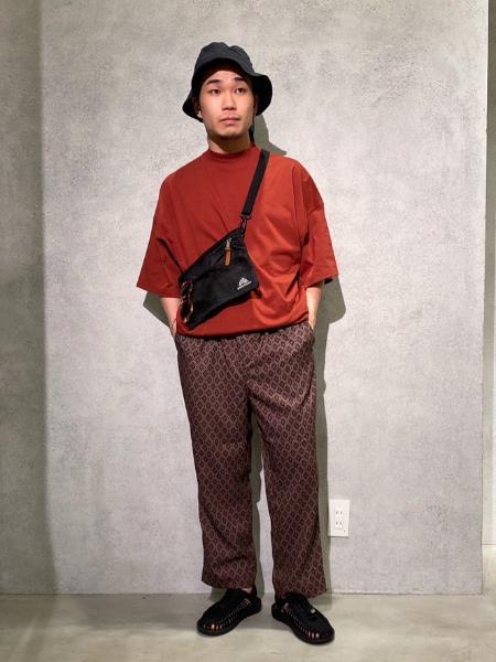 417 EDIFICEのHGサイロプレミアムテンジク M/N TEEを使ったコーディネートを紹介します。|Rakuten Fashion(楽天ファッション/旧楽天ブランドアベニュー)1033362