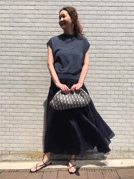 VERMEIL per ienaのコーディネートを紹介します。|Rakuten Fashion(楽天ファッション/旧楽天ブランドアベニュー)1033471