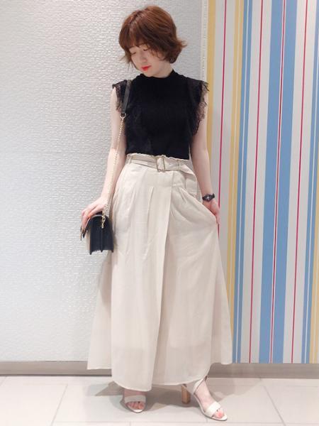 Noelaのコーディネートを紹介します。|Rakuten Fashion(楽天ファッション/旧楽天ブランドアベニュー)1034349