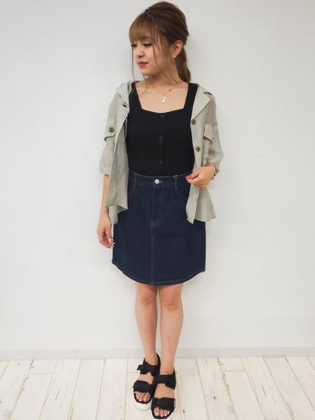 INGNIのコーディネートを紹介します。|Rakuten Fashion(楽天ファッション/旧楽天ブランドアベニュー)1034477