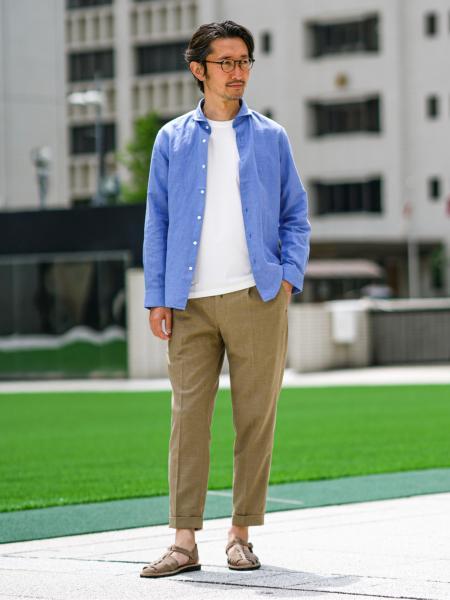 EDIFICEのコーディネートを紹介します。|Rakuten Fashion(楽天ファッション/旧楽天ブランドアベニュー)1034528
