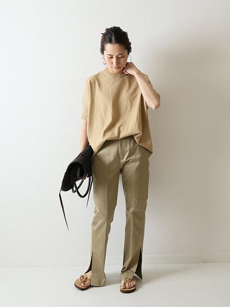 FRAMeWORKのコーディネートを紹介します。 Rakuten Fashion(楽天ファッション/旧楽天ブランドアベニュー)1034623