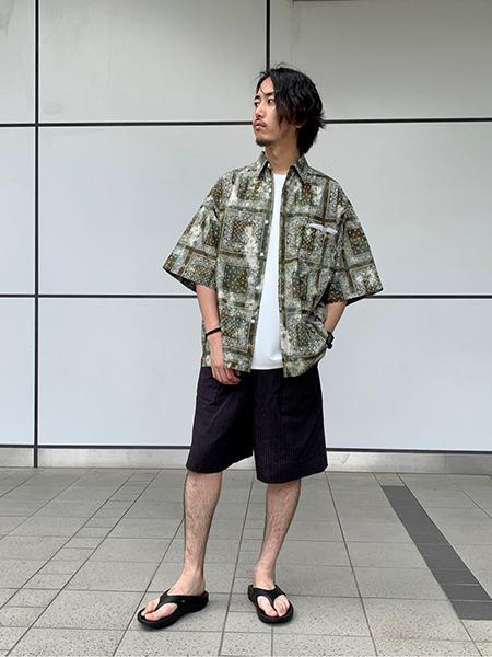 417 EDIFICEの【Oceans掲載】コンパクトポンチTEE ショートスリーブを使ったコーディネートを紹介します。|Rakuten Fashion(楽天ファッション/旧楽天ブランドアベニュー)1034892