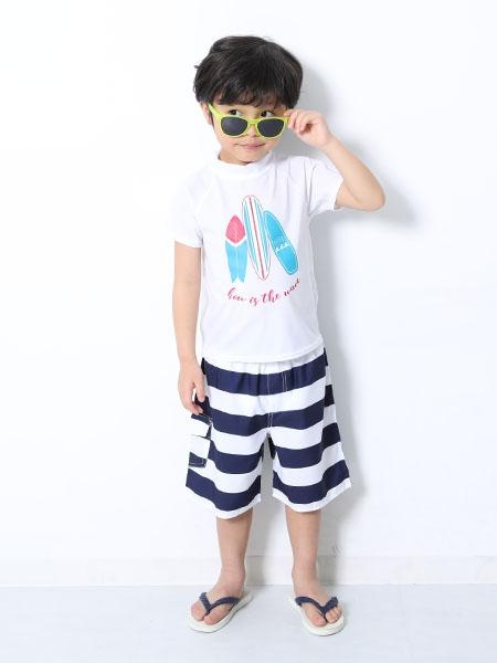 devirockのサーフパンツ水着を使ったコーディネートを紹介します。|Rakuten Fashion(楽天ファッション/旧楽天ブランドアベニュー)1035044