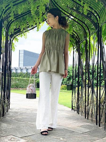 MAYSON GREYのコーディネートを紹介します。|Rakuten Fashion(楽天ファッション/旧楽天ブランドアベニュー)1036221