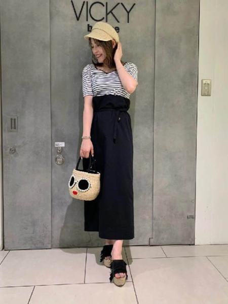 VICKYのコーディネートを紹介します。|Rakuten Fashion(楽天ファッション/旧楽天ブランドアベニュー)1036217