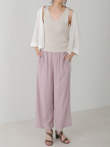 Bou Jeloudの楽キレイ◆スネイルサンダルを使ったコーディネートを紹介します。|Rakuten Fashion(楽天ファッション/旧楽天ブランドアベニュー)1036437
