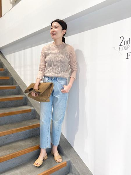 FRAMeWORKのコーディネートを紹介します。 Rakuten Fashion(楽天ファッション/旧楽天ブランドアベニュー)1036670