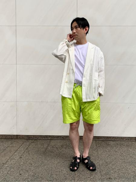 417 EDIFICEの【HERISSON / エリソン】 グルカ  レザーサンダルを使ったコーディネートを紹介します。|Rakuten Fashion(楽天ファッション/旧楽天ブランドアベニュー)1036930