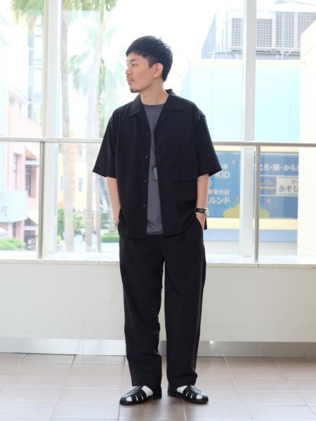 417 EDIFICEの【HERISSON / エリソン】 グルカ  レザーサンダルを使ったコーディネートを紹介します。|Rakuten Fashion(楽天ファッション/旧楽天ブランドアベニュー)1037047