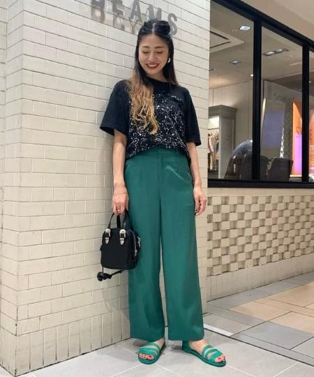 BEAMS WOMENのコーディネートを紹介します。|Rakuten Fashion(楽天ファッション/旧楽天ブランドアベニュー)1037611