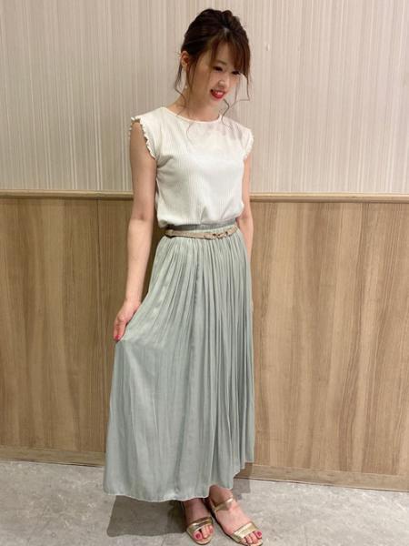 INGNIのコーディネートを紹介します。|Rakuten Fashion(楽天ファッション/旧楽天ブランドアベニュー)1037767