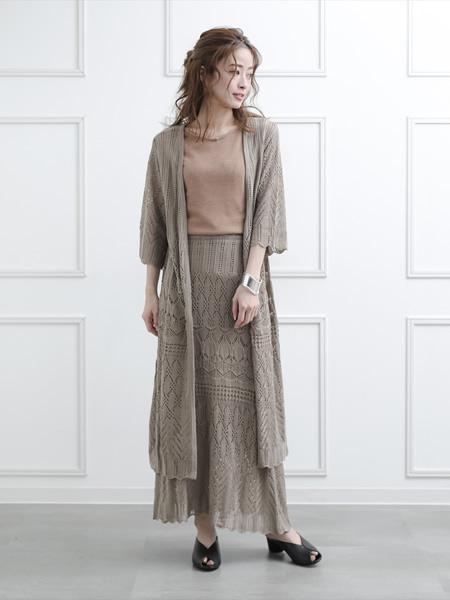 clearのコーディネートを紹介します。|Rakuten Fashion(楽天ファッション/旧楽天ブランドアベニュー)1037897