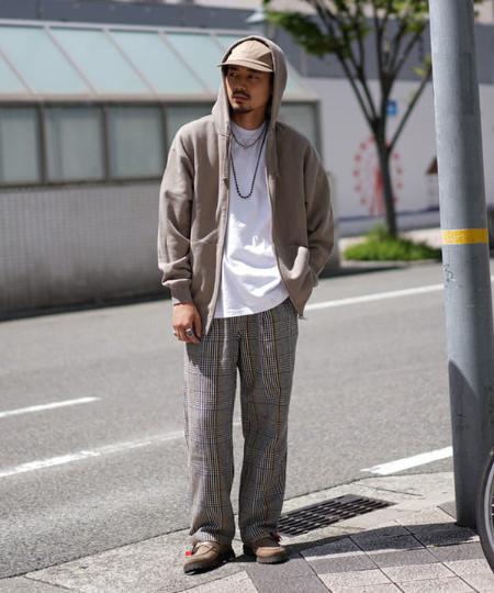 BEAMS MENのHEAVYWEIGHT COLLECTIONS / Profit Teeを使ったコーディネートを紹介します。|Rakuten Fashion(楽天ファッション/旧楽天ブランドアベニュー)1038002