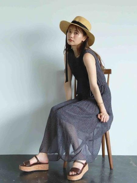mysty womanのコーディネートを紹介します。 Rakuten Fashion(楽天ファッション/旧楽天ブランドアベニュー)1038126