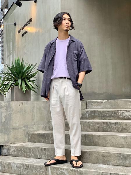 417 EDIFICEのコーディネートを紹介します。|Rakuten Fashion(楽天ファッション/旧楽天ブランドアベニュー)1038277