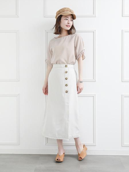 clearのコーディネートを紹介します。|Rakuten Fashion(楽天ファッション/旧楽天ブランドアベニュー)1038594