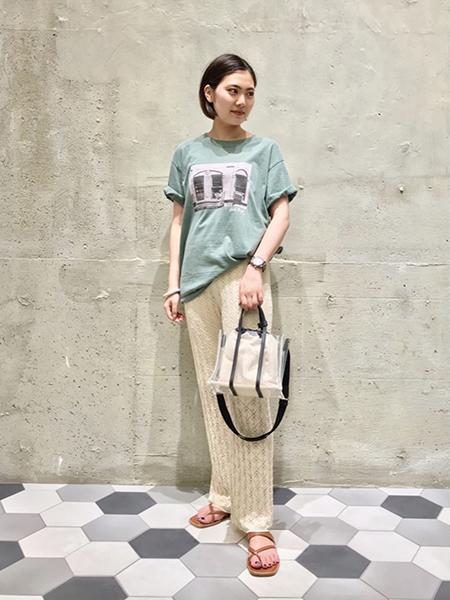 Spick&Spanのコーディネートを紹介します。|Rakuten Fashion(楽天ファッション/旧楽天ブランドアベニュー)1038827