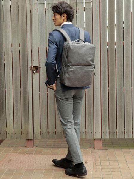 UN BILLIONの(M)オティアス Otias/ブリーフケース 3WAY バッグを使ったコーディネートを紹介します。|Rakuten Fashion(楽天ファッション/旧楽天ブランドアベニュー)1038881