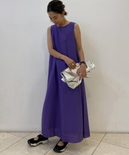 SHIPSのSHIPS any:Aラインマキシワンピースを使ったコーディネートを紹介します。 Rakuten Fashion(楽天ファッション/旧楽天ブランドアベニュー)1039783