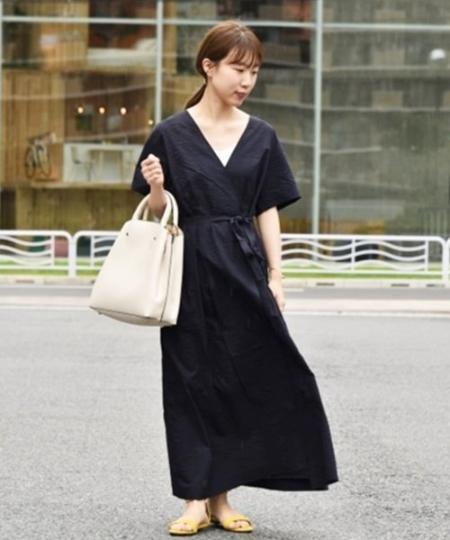 SHIPSのROVERETO:ワンストラップサンダルを使ったコーディネートを紹介します。|Rakuten Fashion(楽天ファッション/旧楽天ブランドアベニュー)1039807