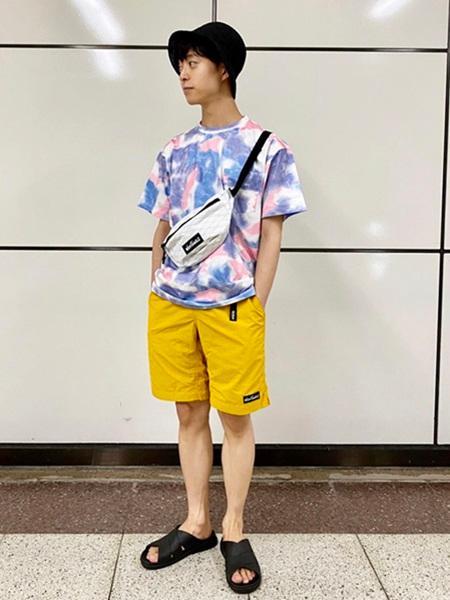 SHIPSのSHIPS any*Ocean Pacific: 別注 ACTIVE RUSH 半袖 Tシャツを使ったコーディネートを紹介します。|Rakuten Fashion(楽天ファッション/旧楽天ブランドアベニュー)1040015