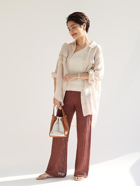 Spick&Spanのコーディネートを紹介します。|Rakuten Fashion(楽天ファッション/旧楽天ブランドアベニュー)1040057