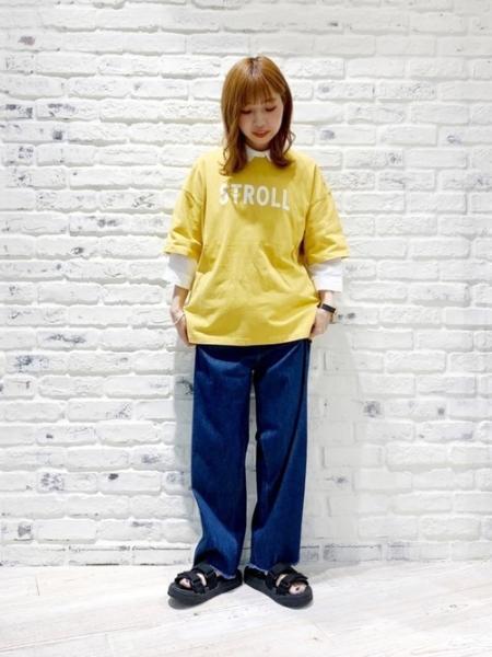 Samansa Mos2のコーディネートを紹介します。|Rakuten Fashion(楽天ファッション/旧楽天ブランドアベニュー)1040185