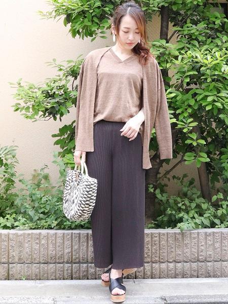 COMME CA ISMの【一部店舗限定】 シルバーモチーフ イヤリングを使ったコーディネートを紹介します。|Rakuten Fashion(楽天ファッション/旧楽天ブランドアベニュー)1040176