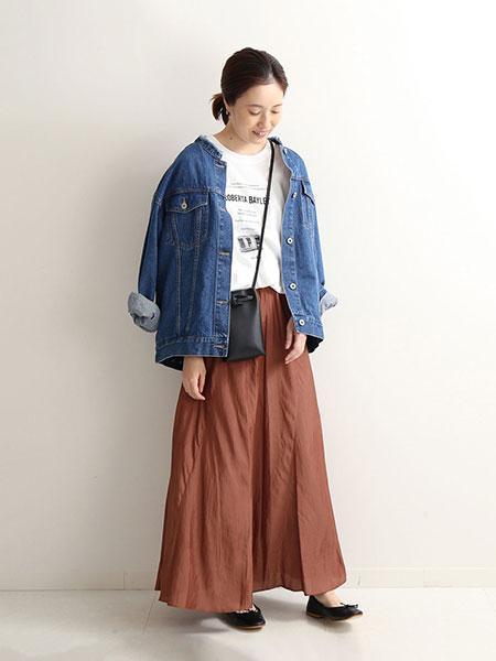 SLOBE IENAのコーディネートを紹介します。|Rakuten Fashion(楽天ファッション/旧楽天ブランドアベニュー)1040363