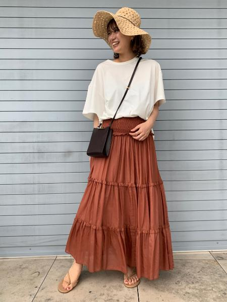 VERMEIL per ienaのコーディネートを紹介します。|Rakuten Fashion(楽天ファッション/旧楽天ブランドアベニュー)1040743