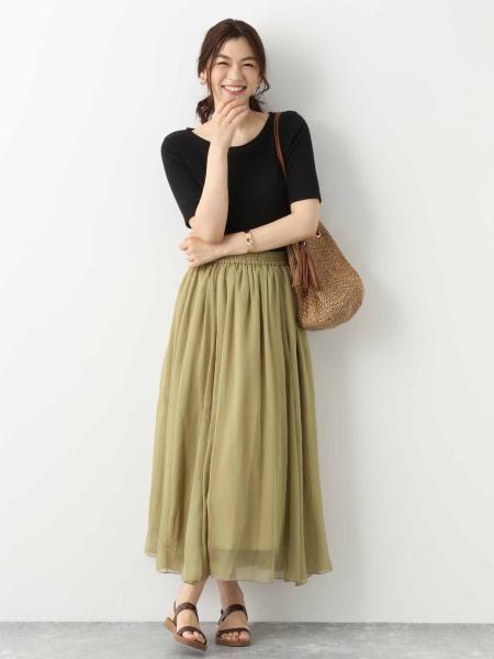 GLOBAL WORKのコーディネートを紹介します。|Rakuten Fashion(楽天ファッション/旧楽天ブランドアベニュー)1040829