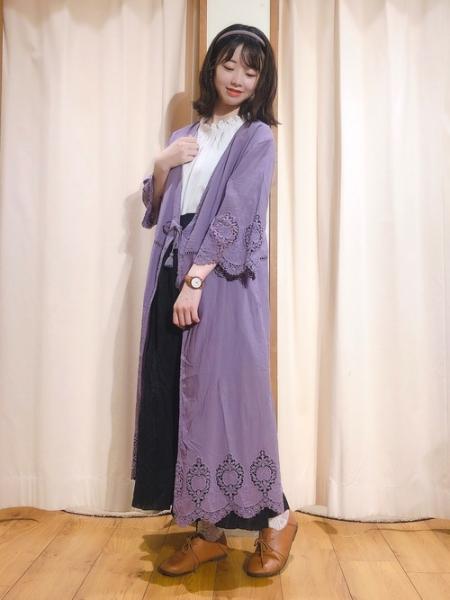 Samansa Mos2のコーディネートを紹介します。|Rakuten Fashion(楽天ファッション/旧楽天ブランドアベニュー)1040819