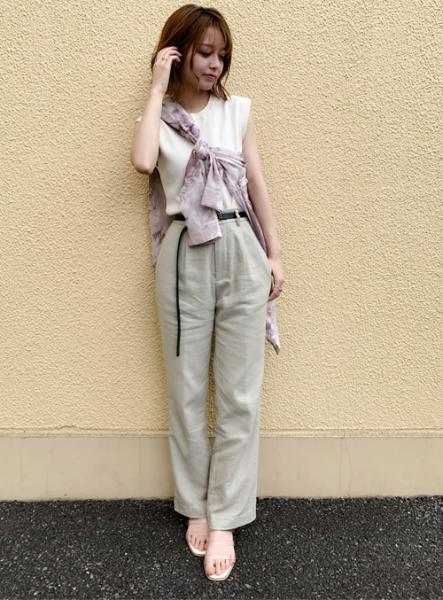 INGNIのコーディネートを紹介します。|Rakuten Fashion(楽天ファッション/旧楽天ブランドアベニュー)1040977