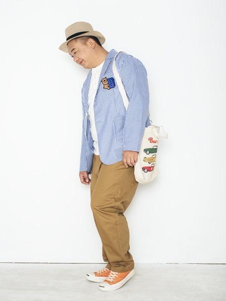 BUCCA 44のコーディネートを紹介します。 Rakuten Fashion(楽天ファッション/旧楽天ブランドアベニュー)1041612