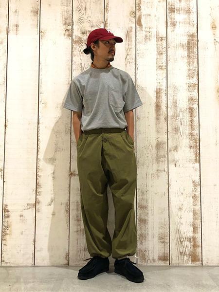 JOURNAL STANDARD relumeのHOUSE HOLD POCKET-TEEを使ったコーディネートを紹介します。|Rakuten Fashion(楽天ファッション/旧楽天ブランドアベニュー)1041779