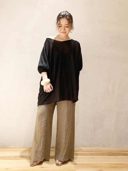 plageのコーディネートを紹介します。|Rakuten Fashion(楽天ファッション/旧楽天ブランドアベニュー)1042024