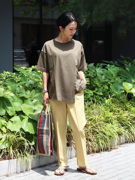 JOURNAL STANDARD relumeの【RAINBOW SANDALS/レインボーサンダル】LAYER 1/2NARROW:サンダル◆を使ったコーディネートを紹介します。|Rakuten Fashion(楽天ファッション/旧楽天ブランドアベニュー)1042027