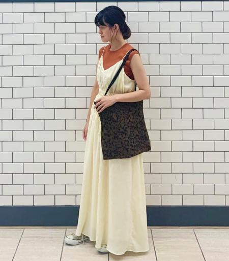 B:MING LIFE STORE by BEAMSのB:MING by BEAMS / ウォッシャブル リブ ノースリーブ 20AWを使ったコーディネートを紹介します。|Rakuten Fashion(楽天ファッション/旧楽天ブランドアベニュー)1042577